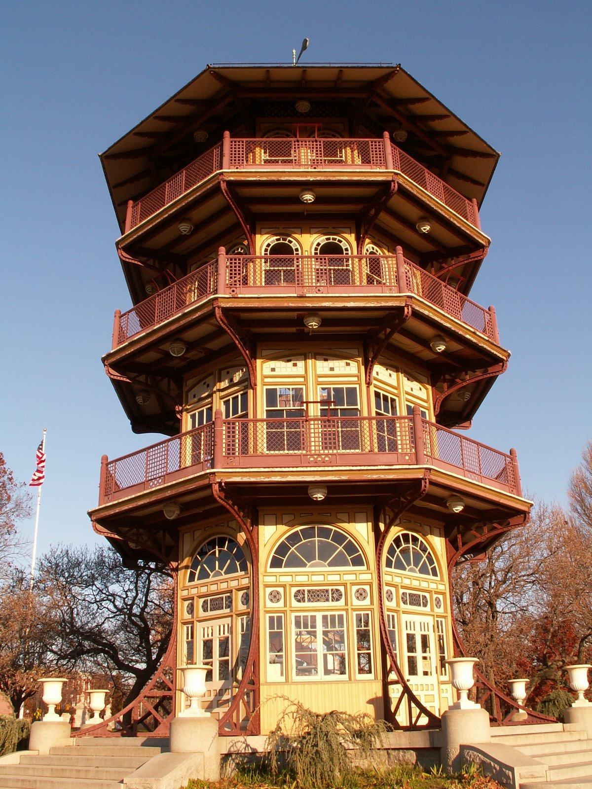 Morning Light Pagoda